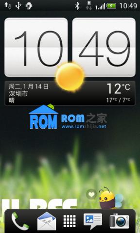 【新蜂ROM】HTC T528W 刷机包 完整ROOT 官方4.1.1 优化省电 稳定流畅 V2.0截图