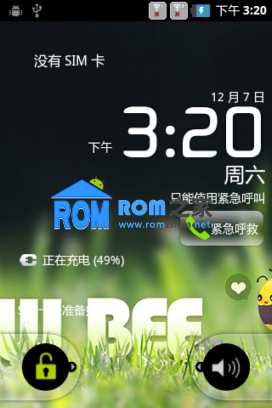 【新蜂ROM】联想A60刷机包 完整ROOT 官方2.3.5 优化省电 稳定流畅 V3.0截图