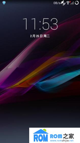 索尼lt26i刷机包 4.4.2 XperiaSony风 状态栏网速 来电归属 流畅稳定截图