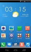 HTC One X 刷机包 百度云ROM45公测版 应用锁控制访问 信息安全有保障