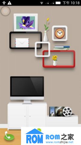 酷派大神F1刷机包 移植MyUI 优化美化 完美流畅 适合长期使用截图