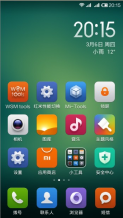 红米手机刷机包 移动版 官方4.3.5 真正完整ROOT权限 新版功能 更舒心