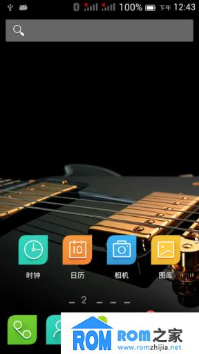 酷派大神F1刷机包 Nibiru TouchOS 移植第一版 超级美观 日常使用正常截图