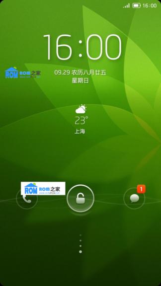 诺基亚Nokia X刷机包 乐蛙ROM第119期 流畅稳定 官方适配完美版截图