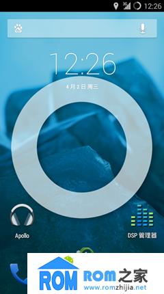 华为C8815刷机包 CyanogenMOD11 4.4.2 基本汉化 优化流畅快捷截图
